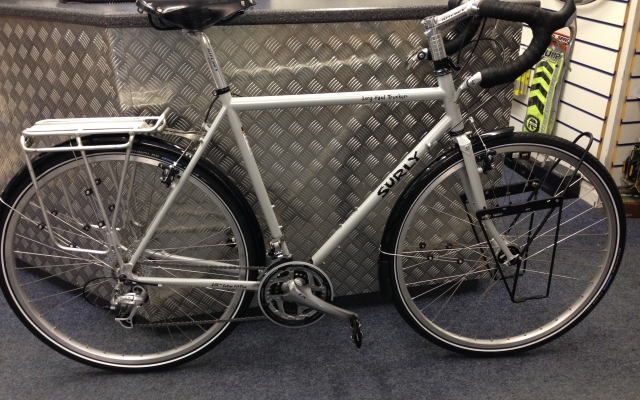 First ride – start of a beautiful relationship?