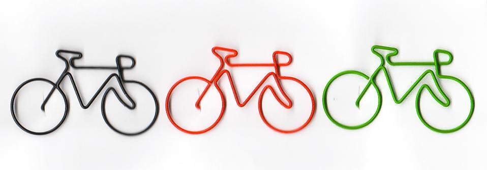 Very latest bike slide