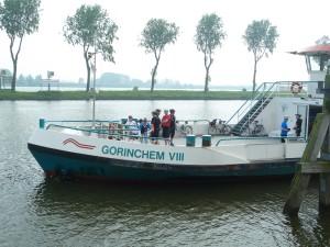 Woudrichem ferry