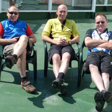 On the Newhaven Ferry
