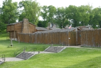 Forts of Pendleton – Berea KY to Harrodsburg KY
