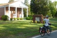 A sprinkling of Trail Magic….. Yorktown VA to Glendale VA