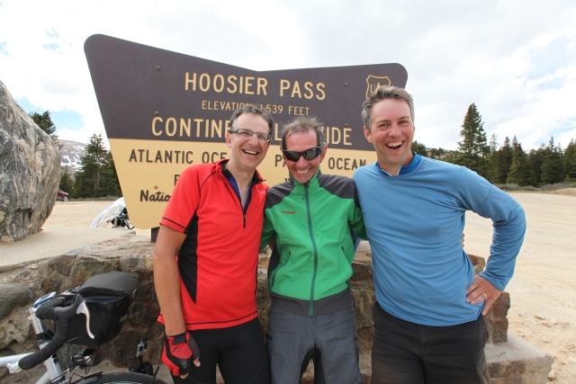 Ain't no Mountain Higher – Hartsel to Frisco