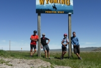 Roaming in Wyoming – Warden to Saratoga