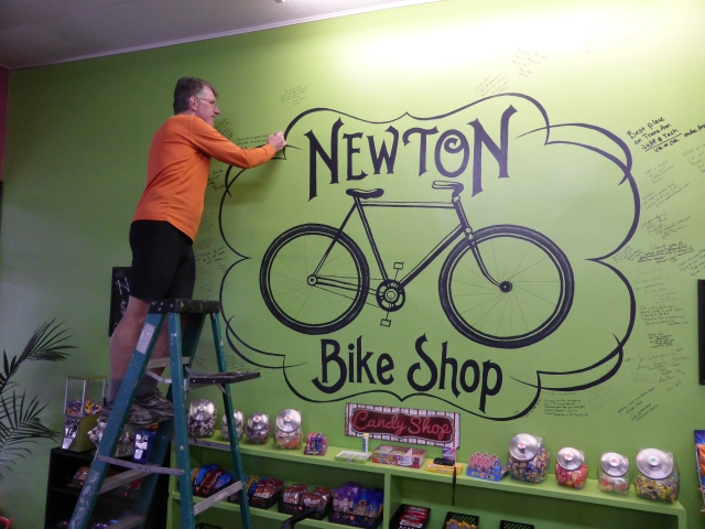 Head to Head with the Wicked Witch of the West – Eureka to Newton