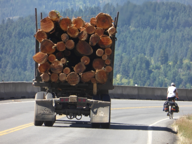 Seeing the Wood for the Trees – Kooskia to White Bird
