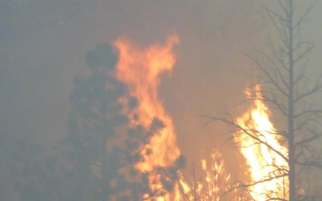 Ring of Fire! Part Two: Ochoco Pass to Ochoco Lake